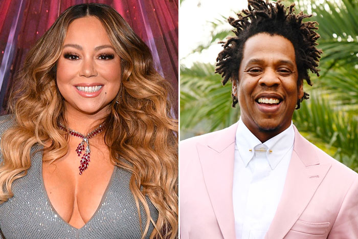 What happened between Jay Z and Mariah Carey? Without You